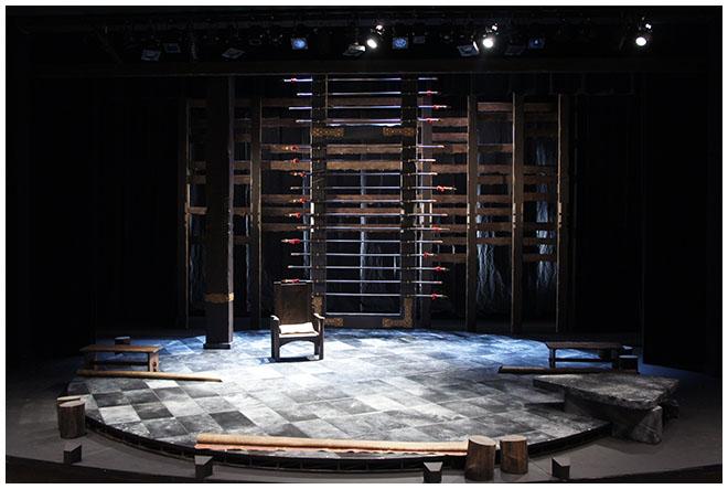 King Lear For Great River Shakespeare Festival 12